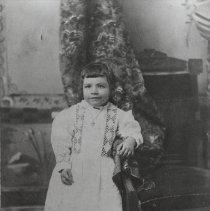 Image of Herminia Reyes, Granddaughter of Ysidro Reyes I - undated