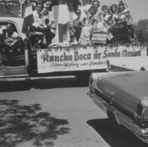 Image of Pioneer Day Parade Float - undated