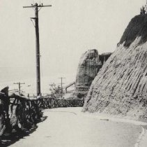 Image of California Incline and the 99 Steps - 1920s