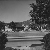 Image of Santa Monica Ranch-style House - undated