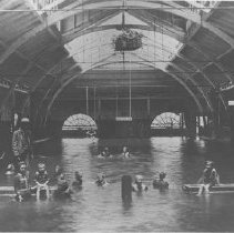 Image of The North Beach Bathhouse Plunge - undated