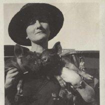 Image of Abbot Kinney Family Album Photograph - undated