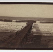 Image of A Walk on the Pier - undated