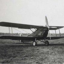 Image of Douglas Aircraft Company Biplane - undated