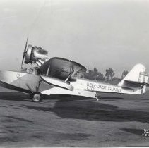 Image of 'Douglas Dolphin' Amphibious Aircraft for  the U. S. Coast Guard - 1934/03/11