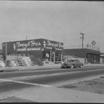 Image of Bourget Bros. on Eleventh Street - undated