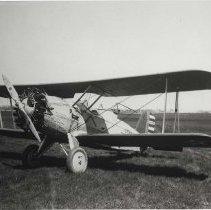 Image of Douglas Aircraft Biplane - undated
