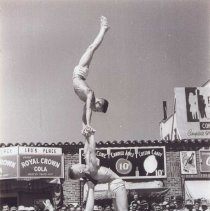 Image of Muscle Beach - undated