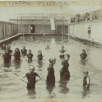 Image of The Crystal Plunge - 1887