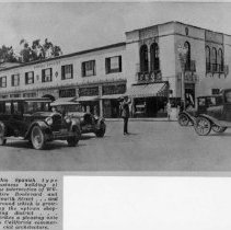 Image of Medical Building at Wilshire Boulevard and 4th Street. - undated