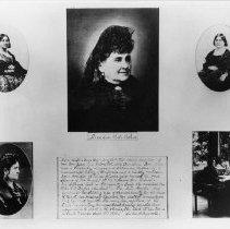 Image of Portraits of Arcadia Bandini de Baker - undated