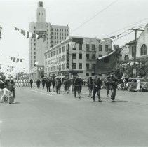 Image of Veterans Parade in Santa Monica - 1936/11/11