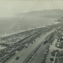 Image of Will Rogers State Beach, Santa Monica Bay - undated