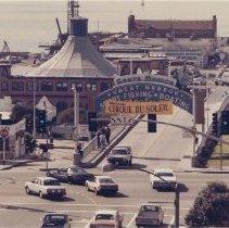 Image of Santa Monica Pier - Late 1980s