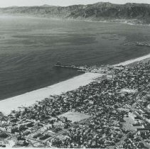 Image of Pacific Ocean Park, Aerial View Looking North - undated