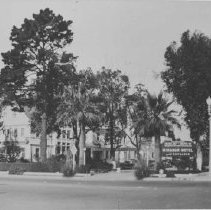 Image of Entrance to the Miramar Hotel - undated