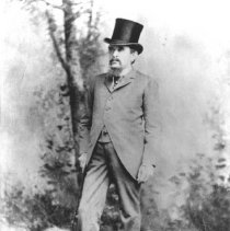 Image of Colonel Robert S. Baker - late 1800s