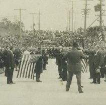 Image of Grand Opening of the Santa Monica Pier, 1909 - 1909