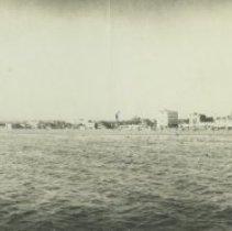 Image of Santa Monica Shoreline - undated