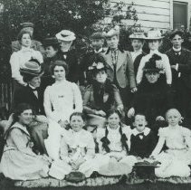 Image of Early English Community in Santa Monica - undated