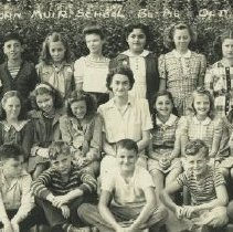 Image of Class Picture from John Muir School, 1944 - 1944/10/01