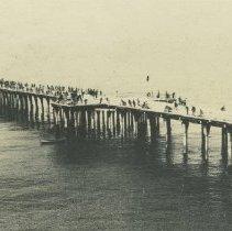 Image of Santa Monica Municipal Pier - undated