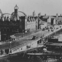 Image of The Santa Monica Pier - 1928