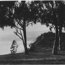 Image of Inspiration Point in Palisades Park - undated