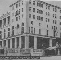 Image of Edgewater Club - undated