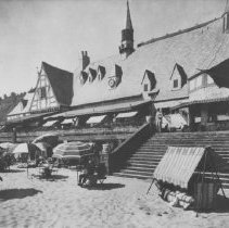 Image of The Gables Beach Club - undated
