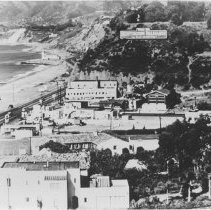 "Image of ""Huntington Palisades,"" Pacific Palisades - undated"