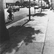 Image of A  Ride Down Santa Monica Boulevard - Undated