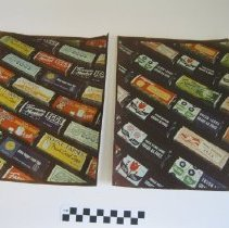 Image of Egg Carton Graphics, c1940s - 1940s circa