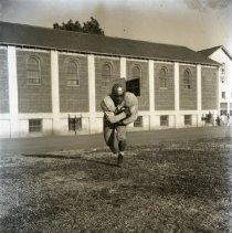 Image of Samohi Football Player Bobo Lewis, 1947 - 1947/12/02