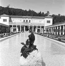 Image of Getty Villa Pool - 1975/04/16