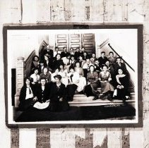Image of Students at Lincoln School, 1913 - 1913