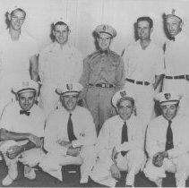 Image of Santa Monica Dairy Company, circa 1940s - 1940s circa