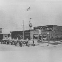 Image of Santa Monica Dairy Company, circa 1890s - 1890s circa