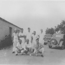 Image of Santa Monica Dairy Company, circa 1930s - 1930s circa