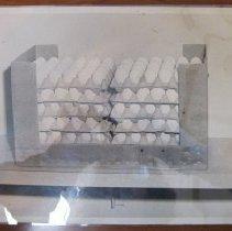 Image of Crate Full of Eggs, c1960 - 1960 circa