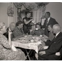 Image of American-Oriental Friendship Association Dinner, 1947 - 1947/10/14