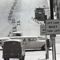 Image of Santa Monica Road Signs, 1969 - 1969/04/22