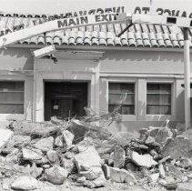 Image of Demolition of P.O.P., 1969 - 1969/06/26
