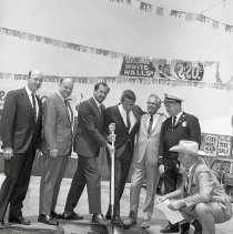 Image of Mark C. Bloome Groundbreaking, circa 1969 - 1969 circa