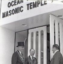Image of Ocean Park Masonic Lodge Dedication, 1969 - 1969/08/16