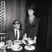Image of Norms Restaurant, circa 1969 - 1969/06/23 circa