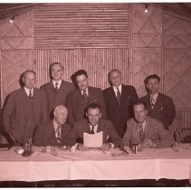Image of Chamber of Commerce Meeting, 1947 - 1947/01/17