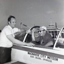 Image of Hal Fishman Flight,1969 - 1969/03/26