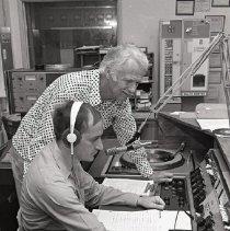 Image of New Equipment at KCRW, 1976 - 1976/06/28