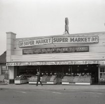 Image of A&P Super Market, 1940 - 1940/08